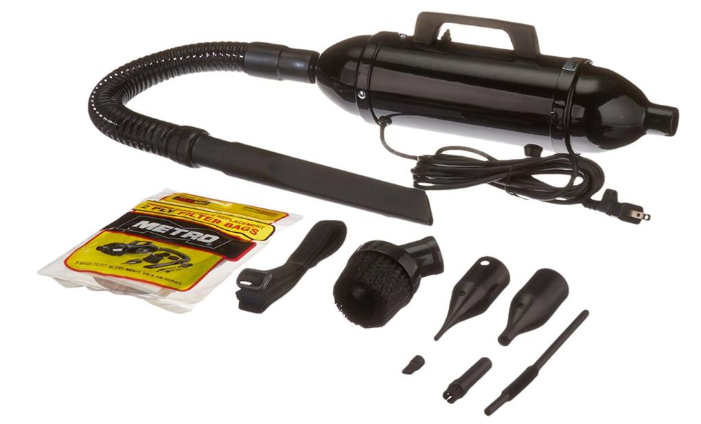 Metro Vacuum MDV-1BA DataVac Pro 4.5-AMP Computer Vacuum/Blower