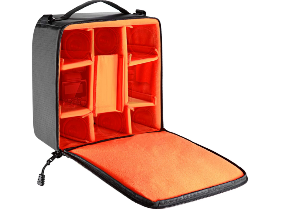 Neewer Flexible Partition Camera Padded Bag