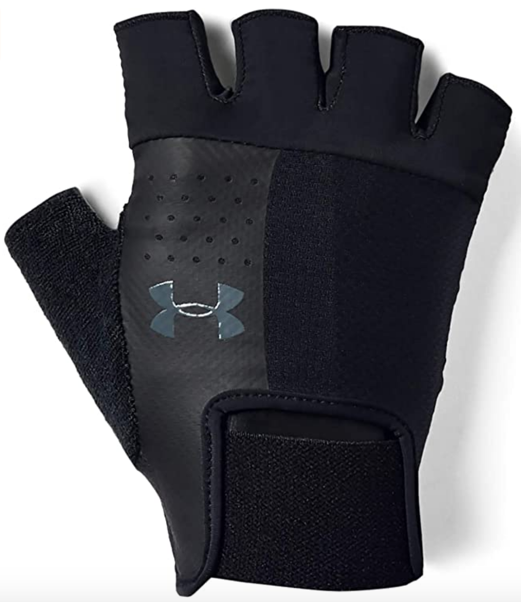 workout gloves under armour