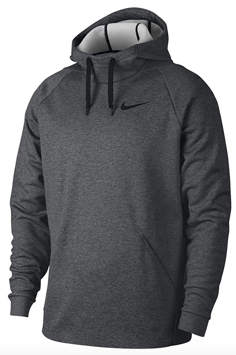 workout hoodie mens nike