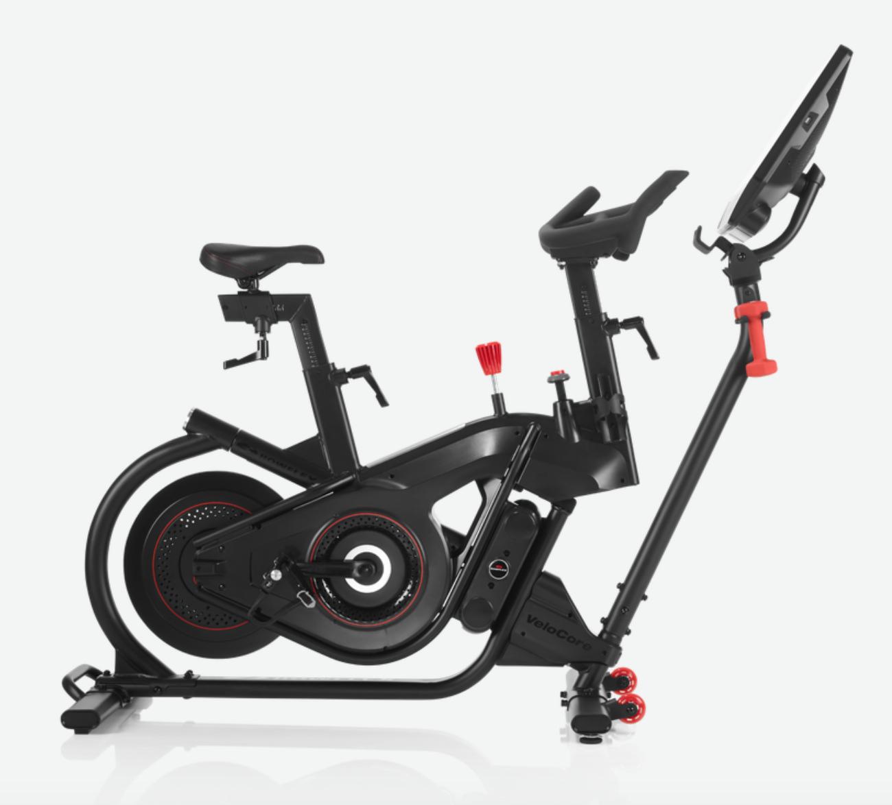 exercise bike bowflex