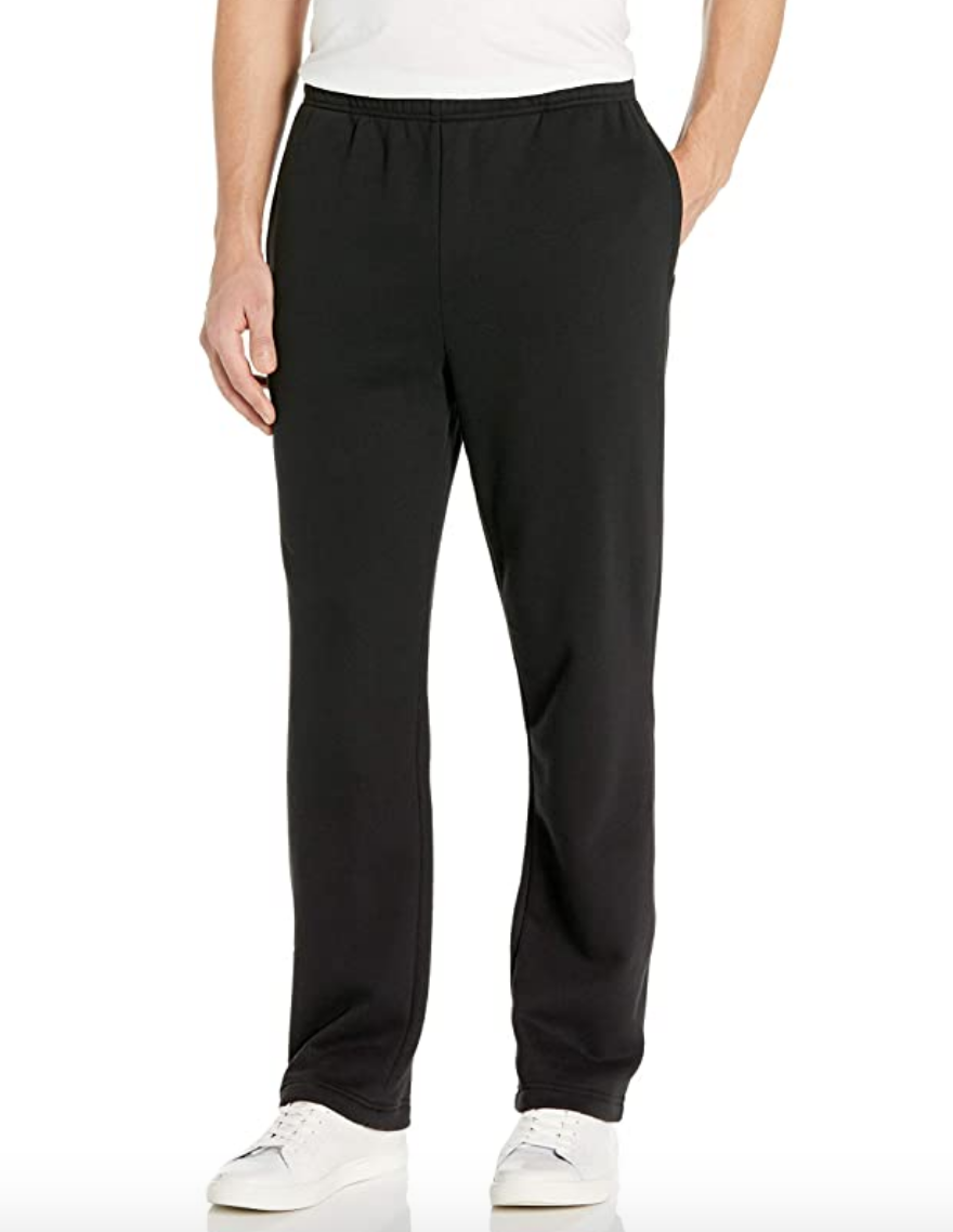 black sweatpants amazon