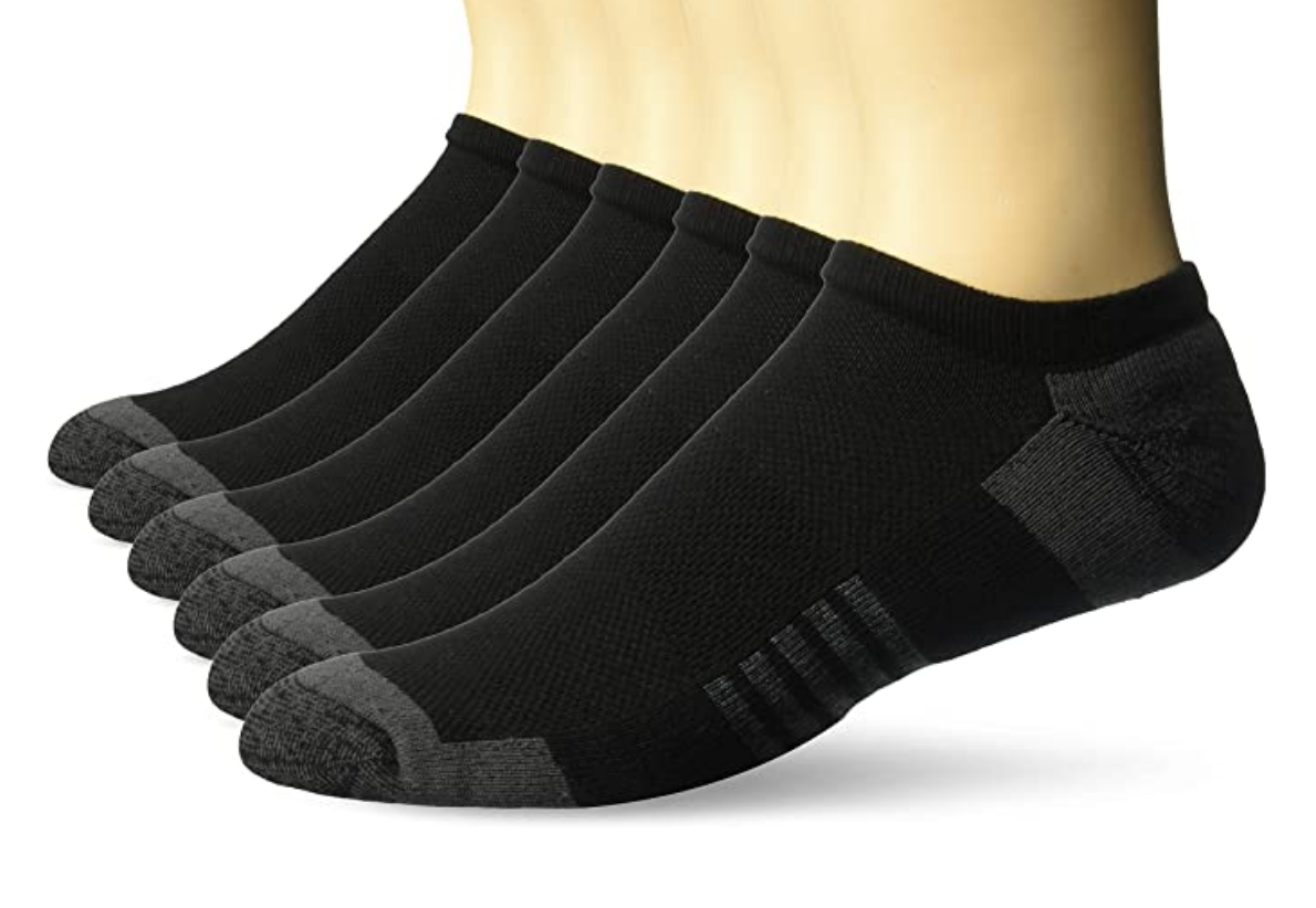 workout socks low amazon