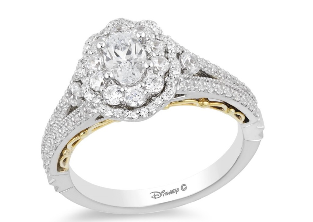 Zales engagement ring