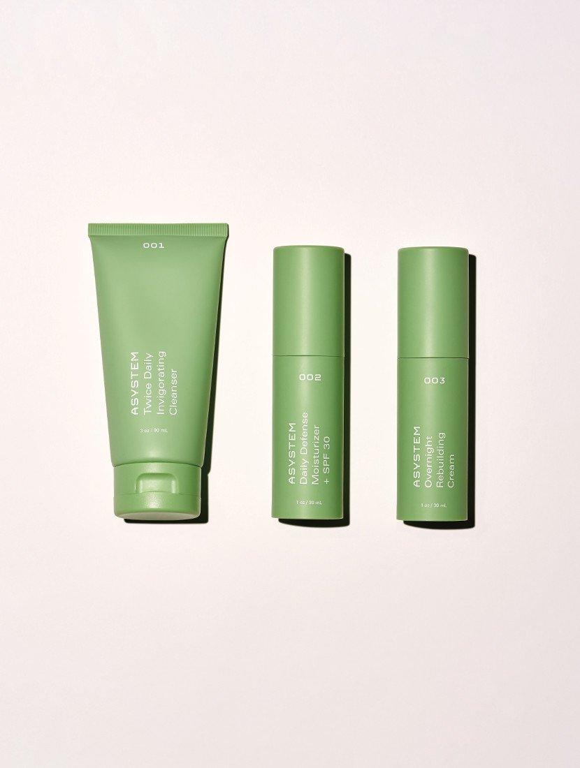 Best Men's Skincare Brands - Asystem