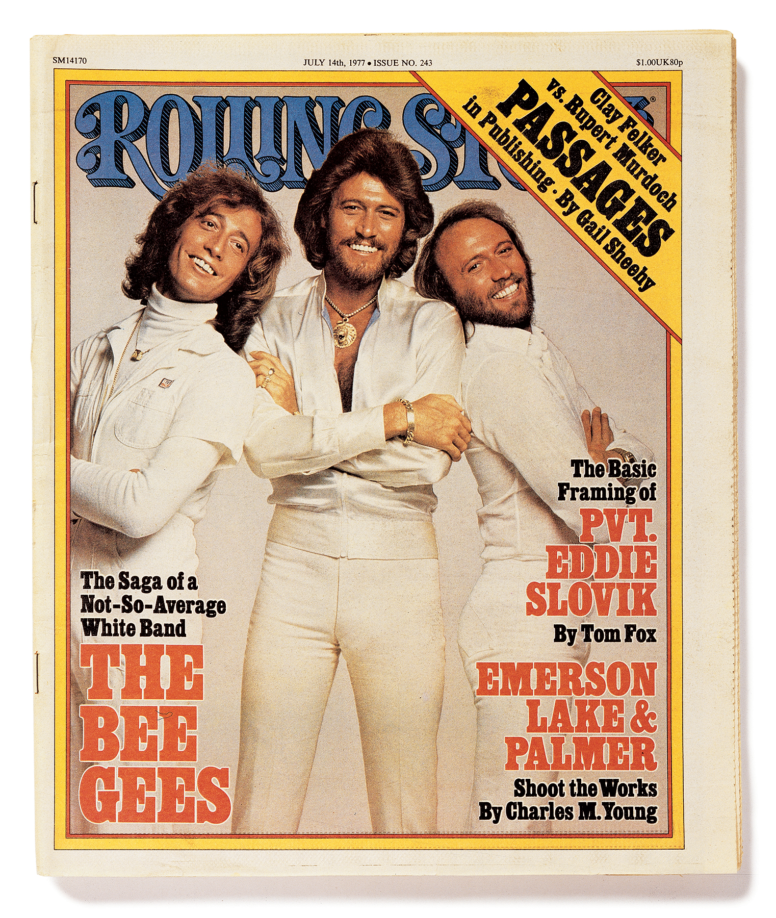 RS243 bee gees