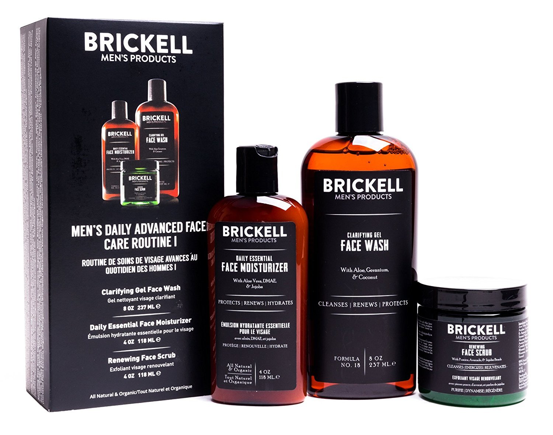 Best Men's Skincare Brands - Brickell