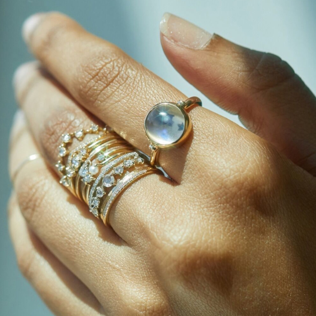 Catbird engagement rings