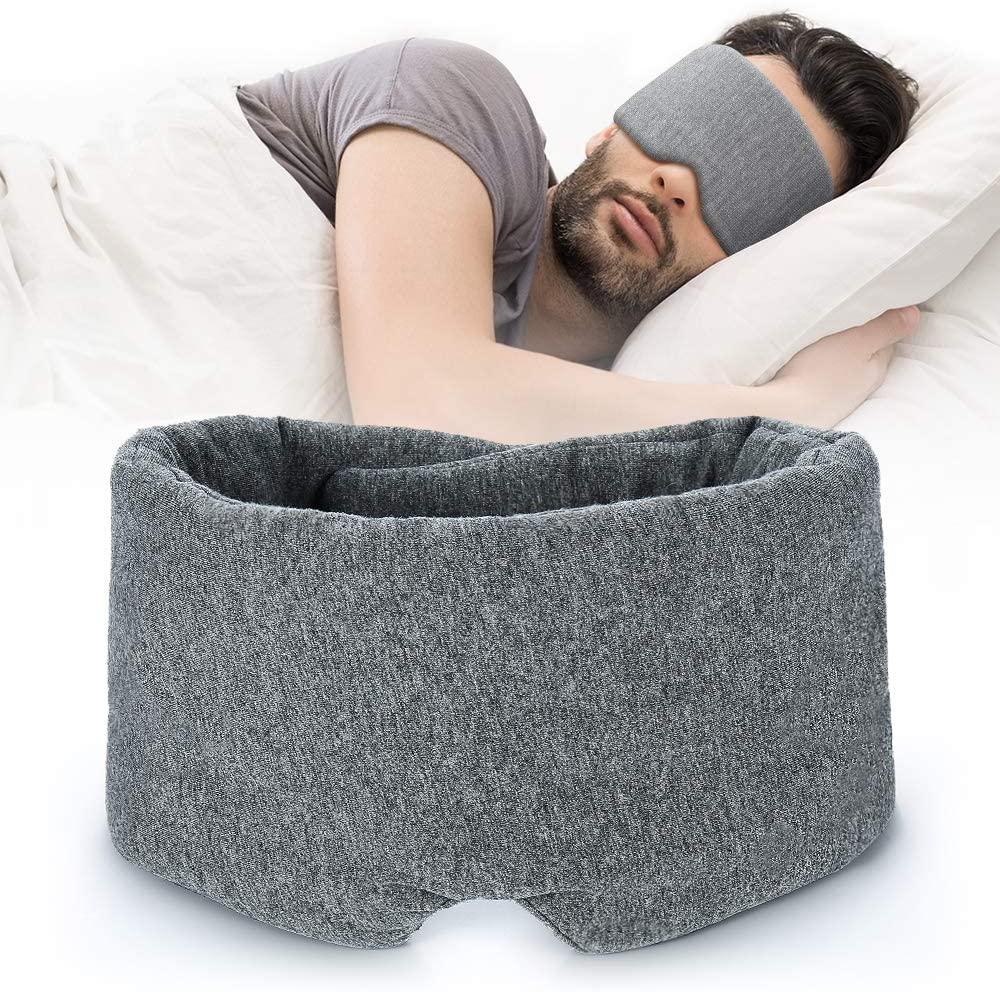cotton sleep blackout mask
