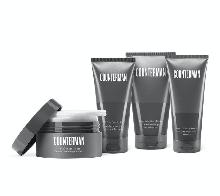 Best Men's Skincare Brands - Counterman
