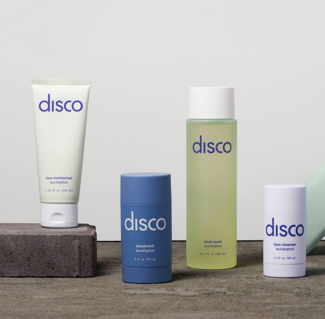 Best Men's Skincare Brands - Disco