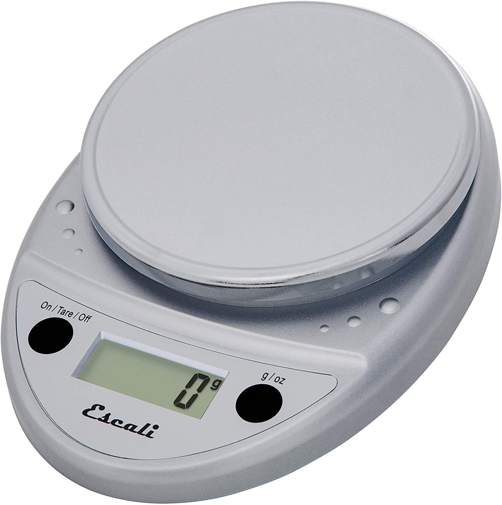 escali precision lightweight scale