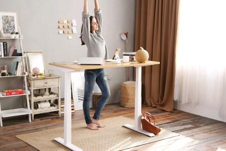 Top Sit Stand Adjustable Desks Reviewed, Good Adjustable Desks