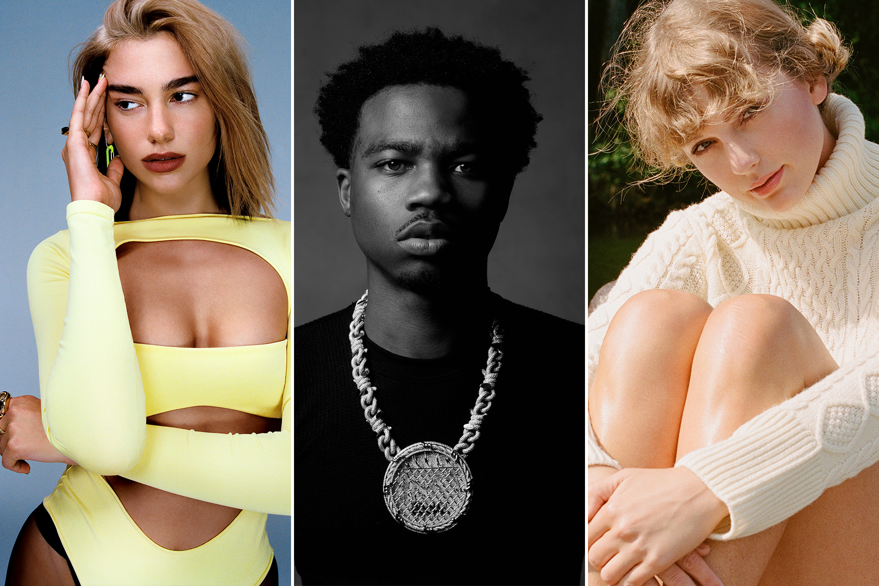 Grammys 2021: Beyoncé Taylor Swift Dua Lipa Roddy Ricch Top Nominations – Rolling Stone