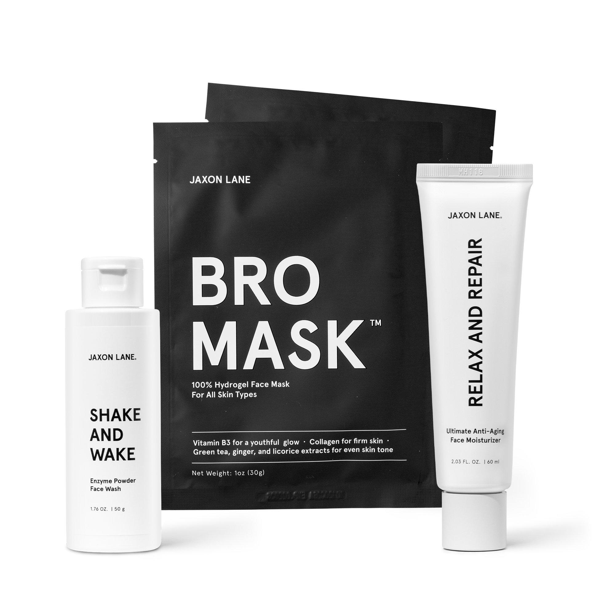 Best Men's Skincare Brands - Jaxon Lane