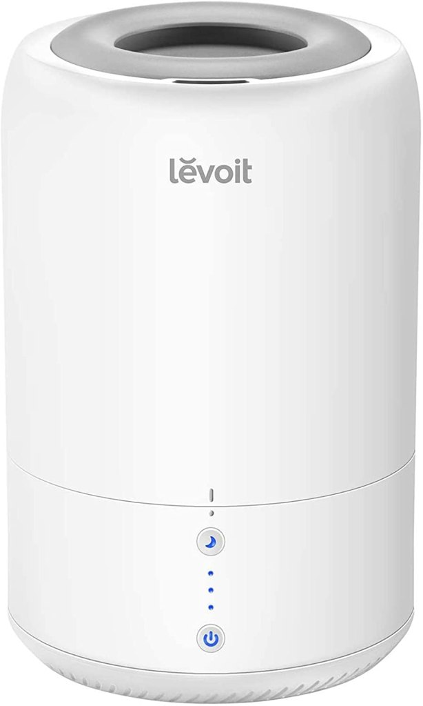 levoit humidifier bedroom