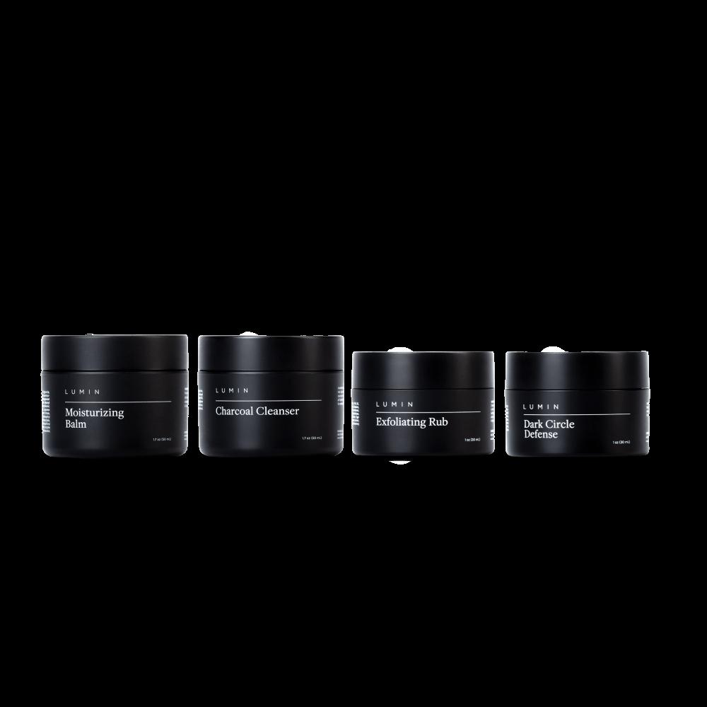 Best Men's Skincare Brands - Lumin
