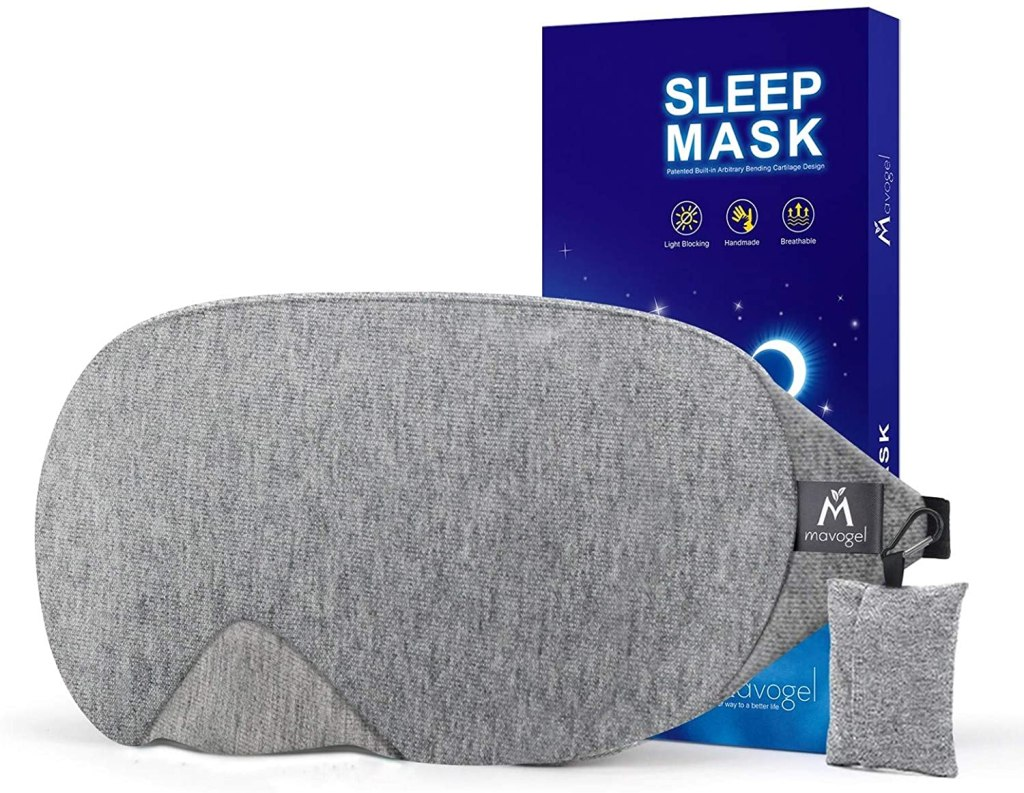 mavogel cotton sleep mask