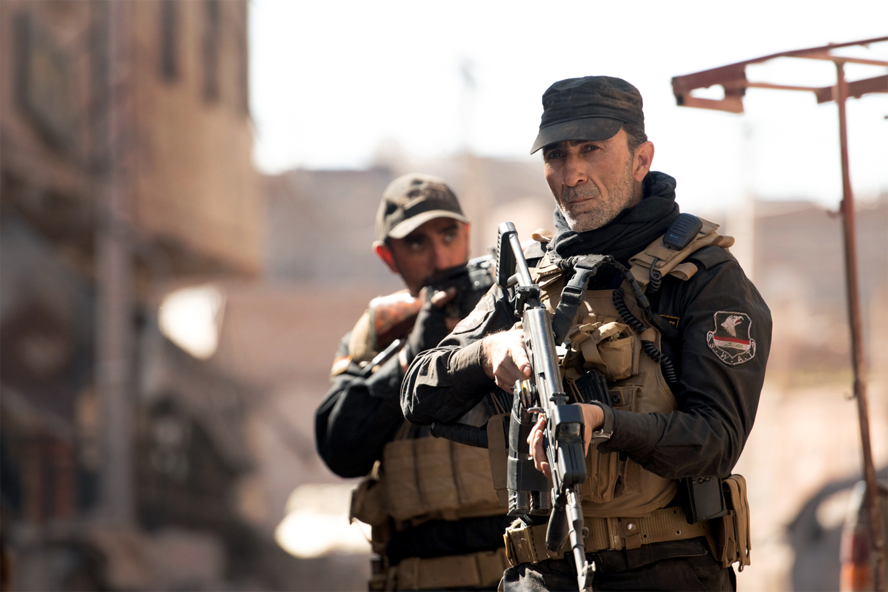 Iraqi SWAT Team Battles ISIS in New Trailer for Netflix's 'Mosul' - Rolling  Stone
