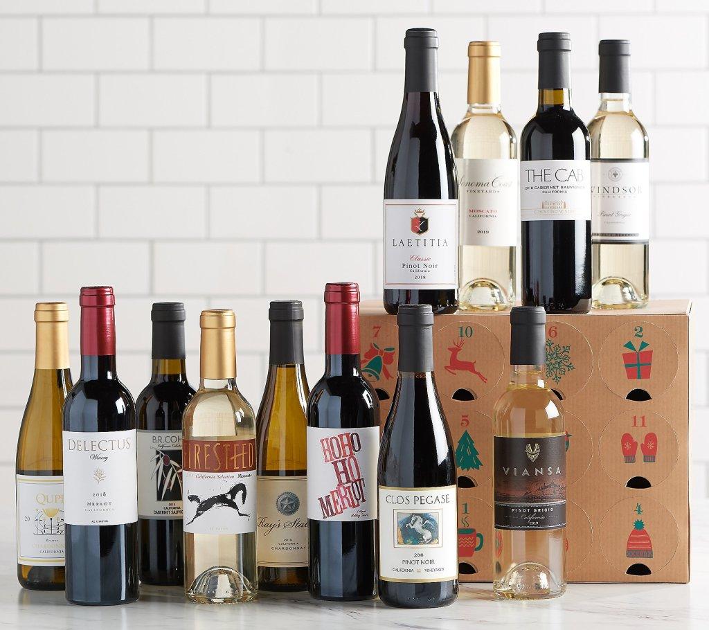 QVC wine advent