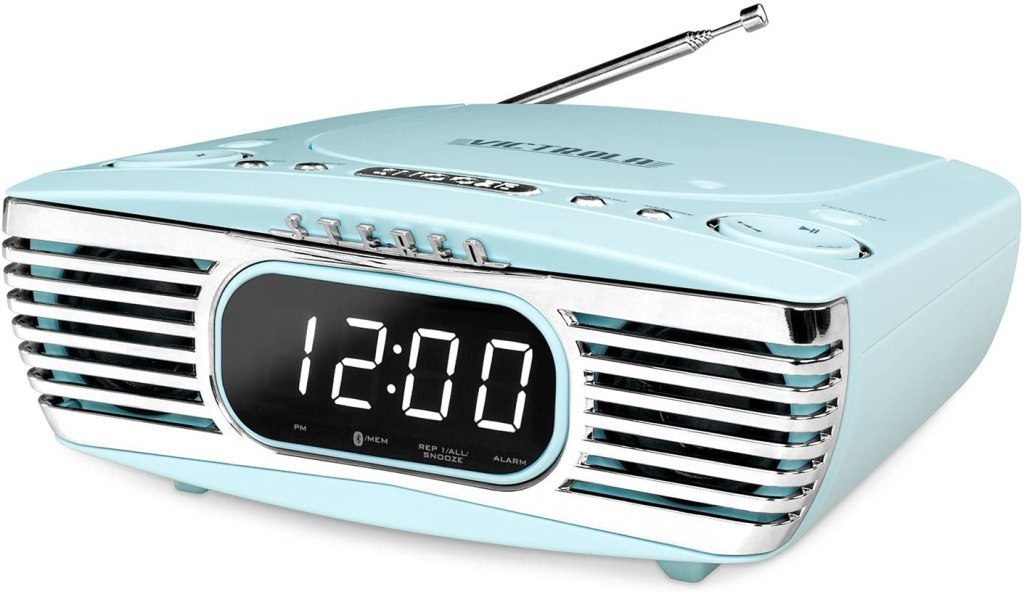 best cd player alarm clock
