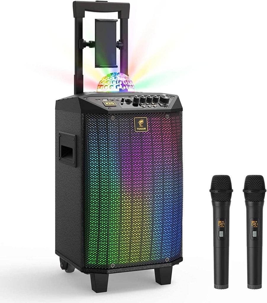 best karaoke machine
