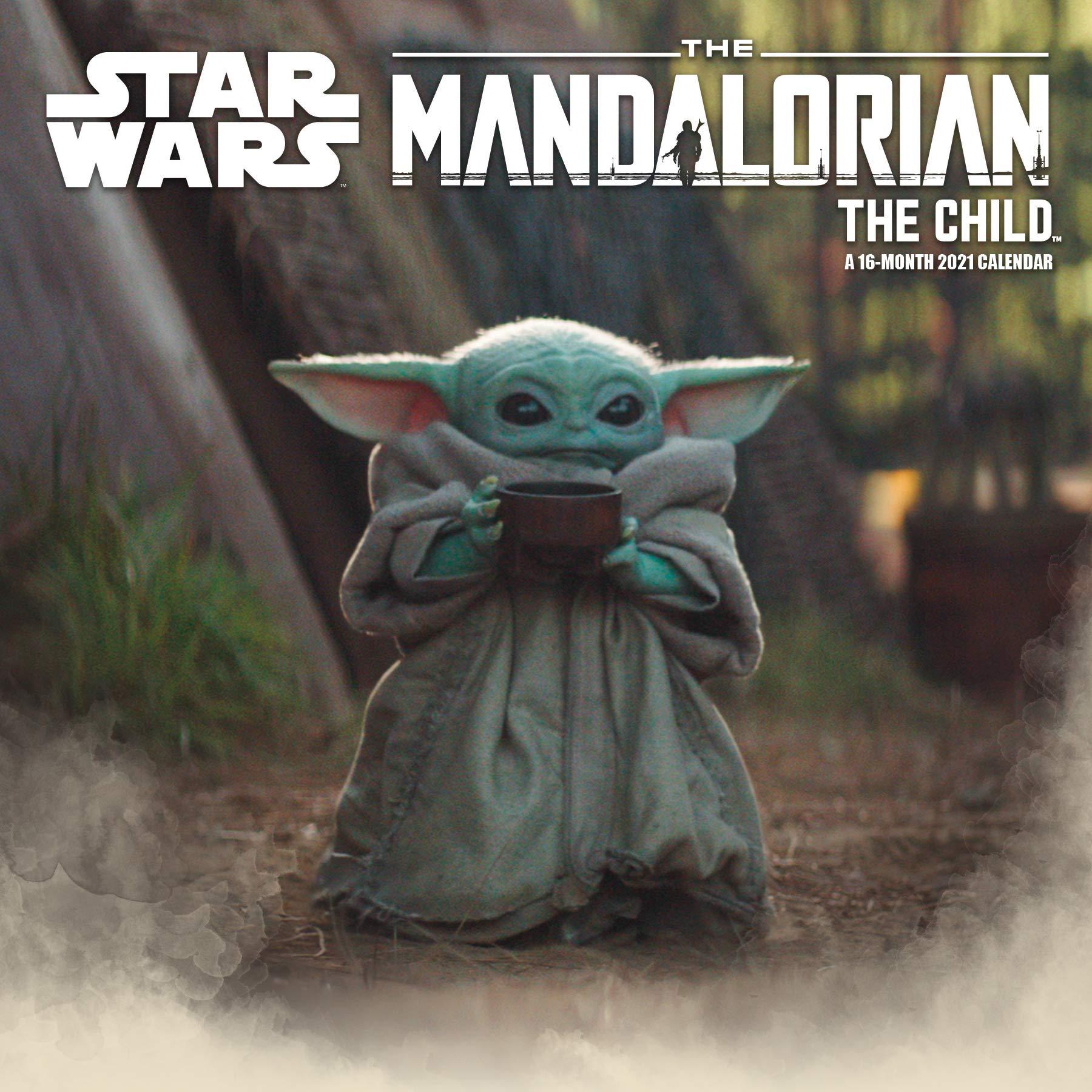 star wars calendar mandalorian