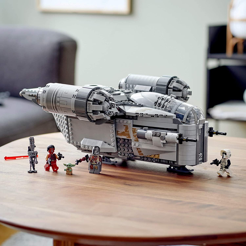 Lego star wars mandalorian ship
