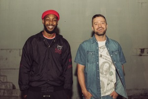 Ant Clemons, Justin Timberlake Sing 'Better Days' for Rock the Runoff