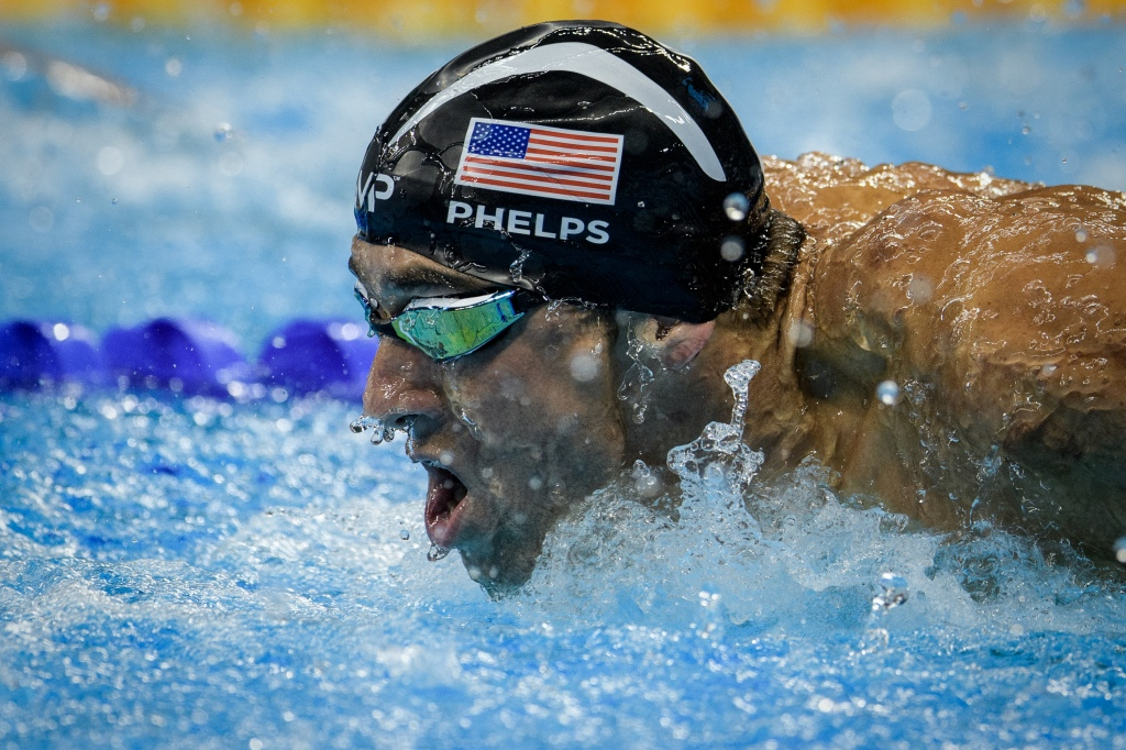 michael phelps the skills online class review