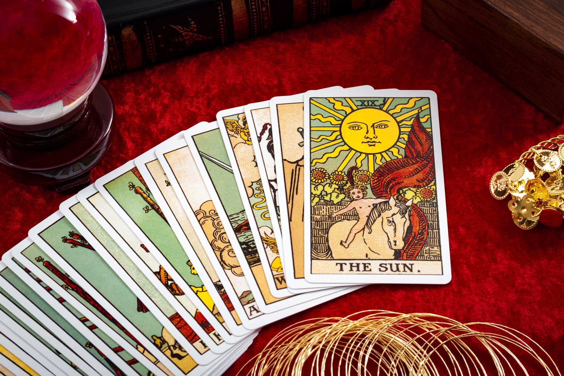 best tarot card products