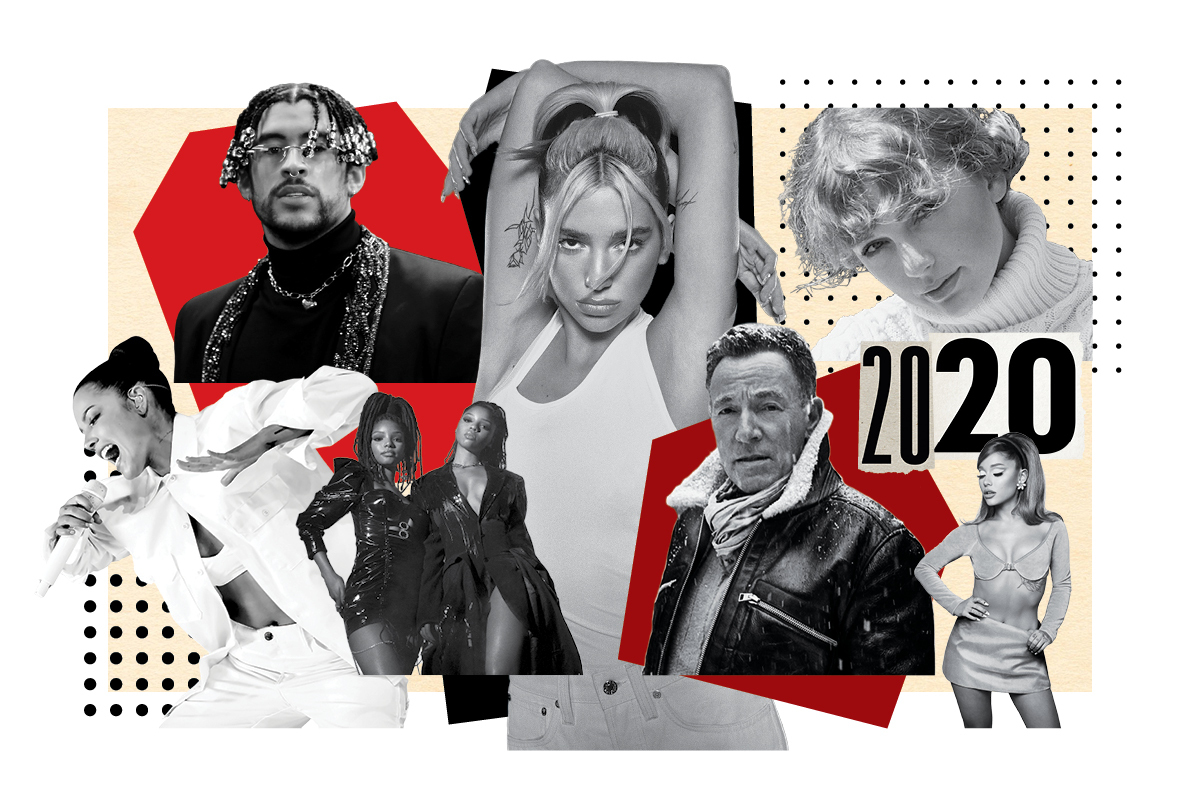 Year in Review: The 50 Best Albums of 2020