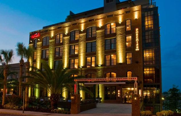 The Bohemian Hotel Savannah Riverfront