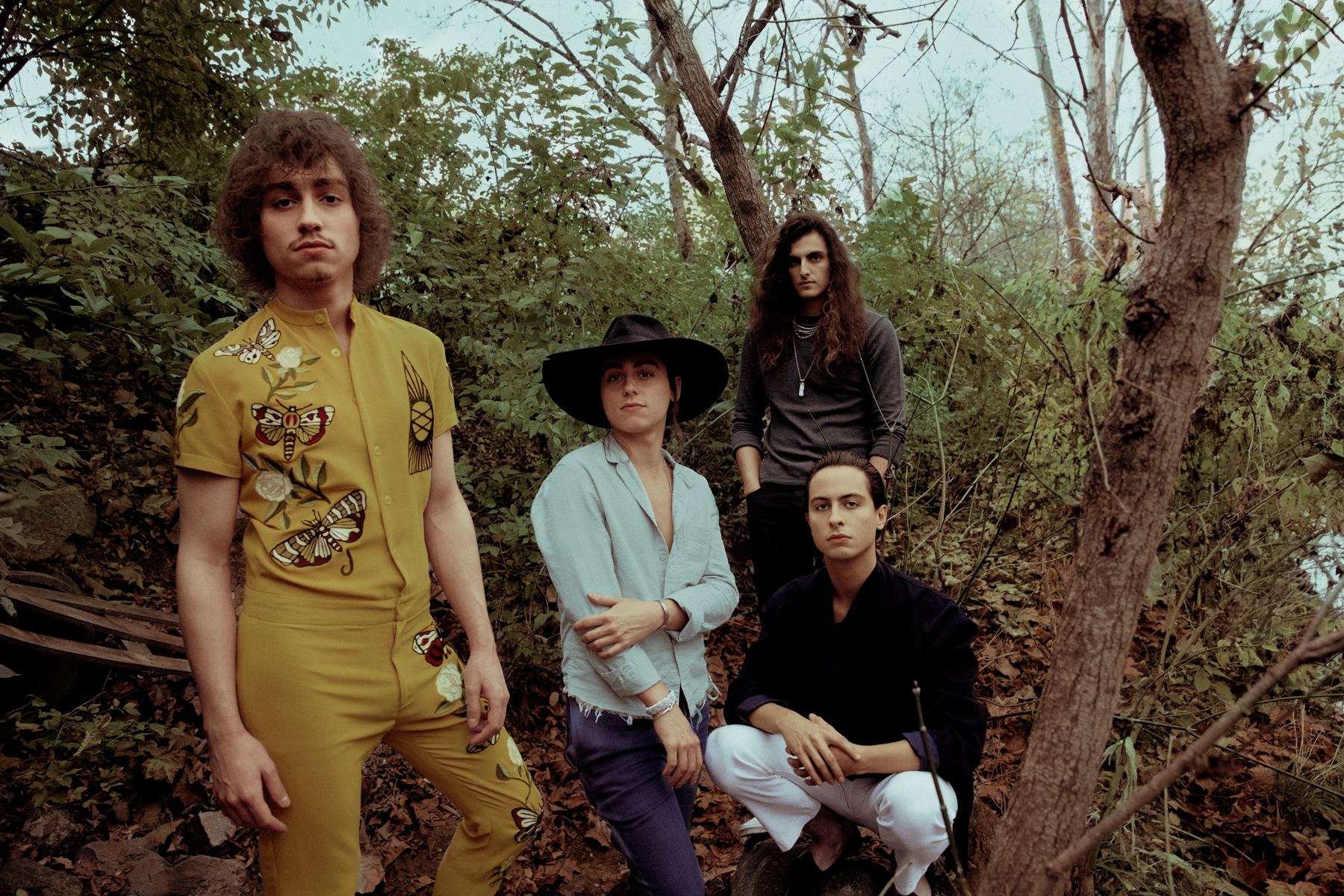 Greta Van Fleet Are Dreaming Even Bigger on Their Next Album - Rolling StoneRS Live Media LogoArrowCalendarPathShapePlusminusrs-charts-logo