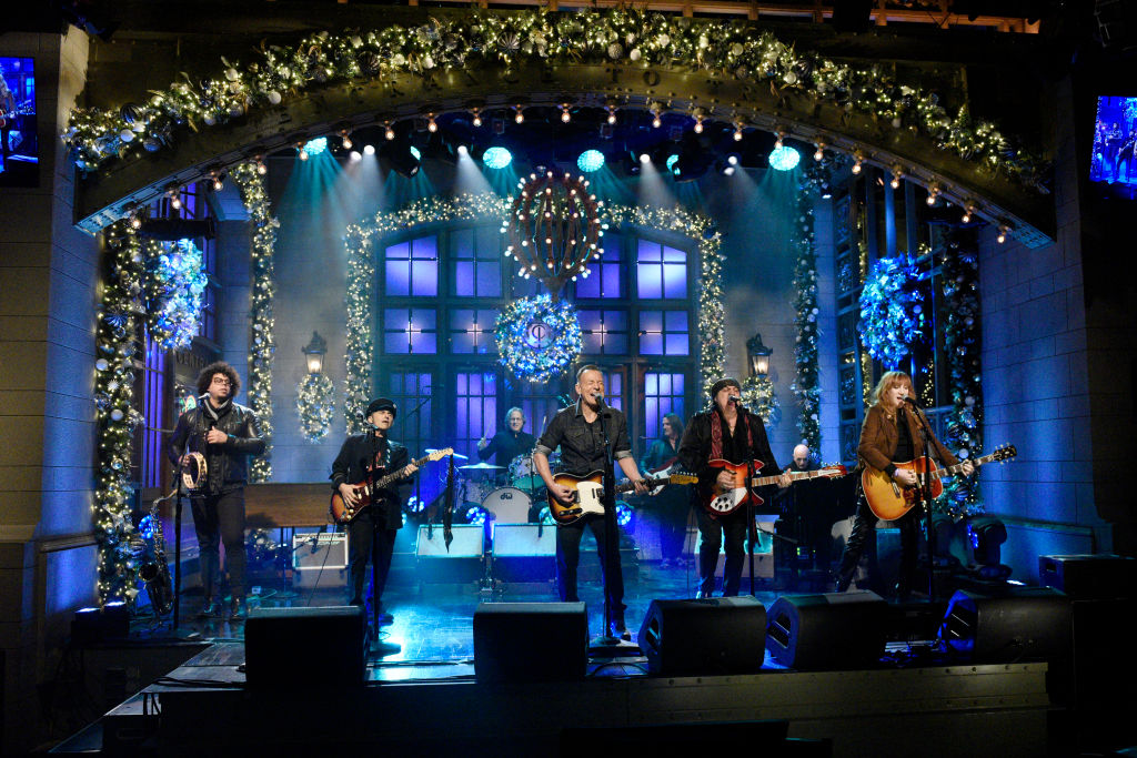 See Bruce Springsteen & the E Street Band's Joyous 'SNL' Performance