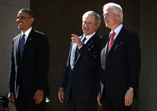 Obama, Bush and Clinton Willing to Get Vaccinated on Camera