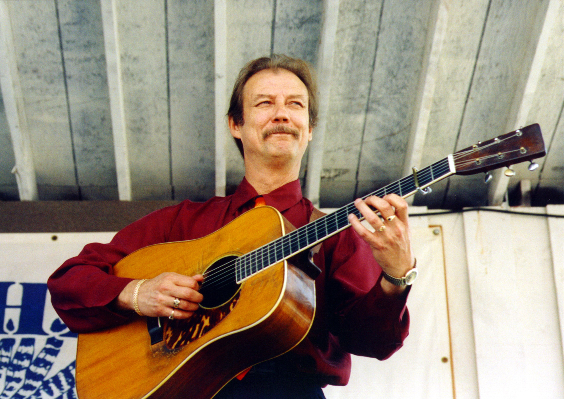 Tony Rice Innovative Bluegrass Guitarist Dead at 69 – Rolling Stone