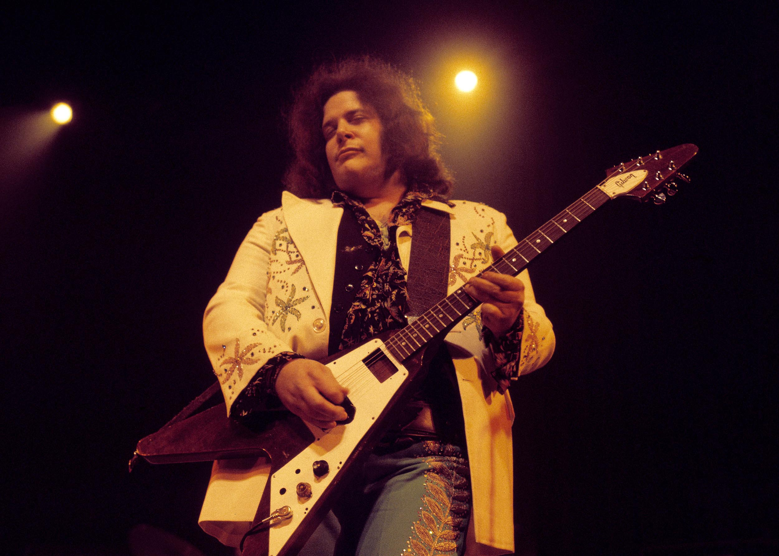 Leslie West, Mountain Guitarist Who Belted Out 'Mississippi Queen,' Dead at 75