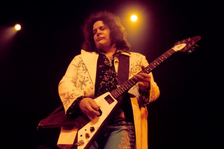 Mountain's Leslie West, Who Belted Out 'Mississippi Queen,' Dead at 75 - Rolling...
