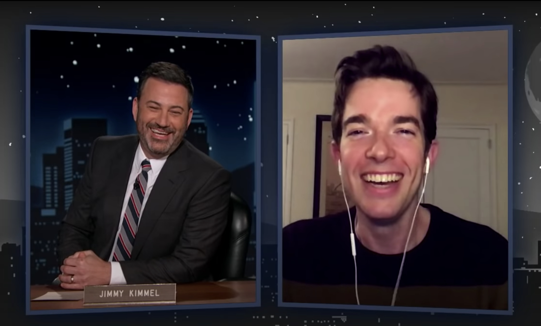 John Mulaney Says Secret Service Investigated Him After 'SNL' Joke thumbnail