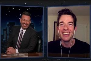 Jimmy Kimmel, John Mulaney