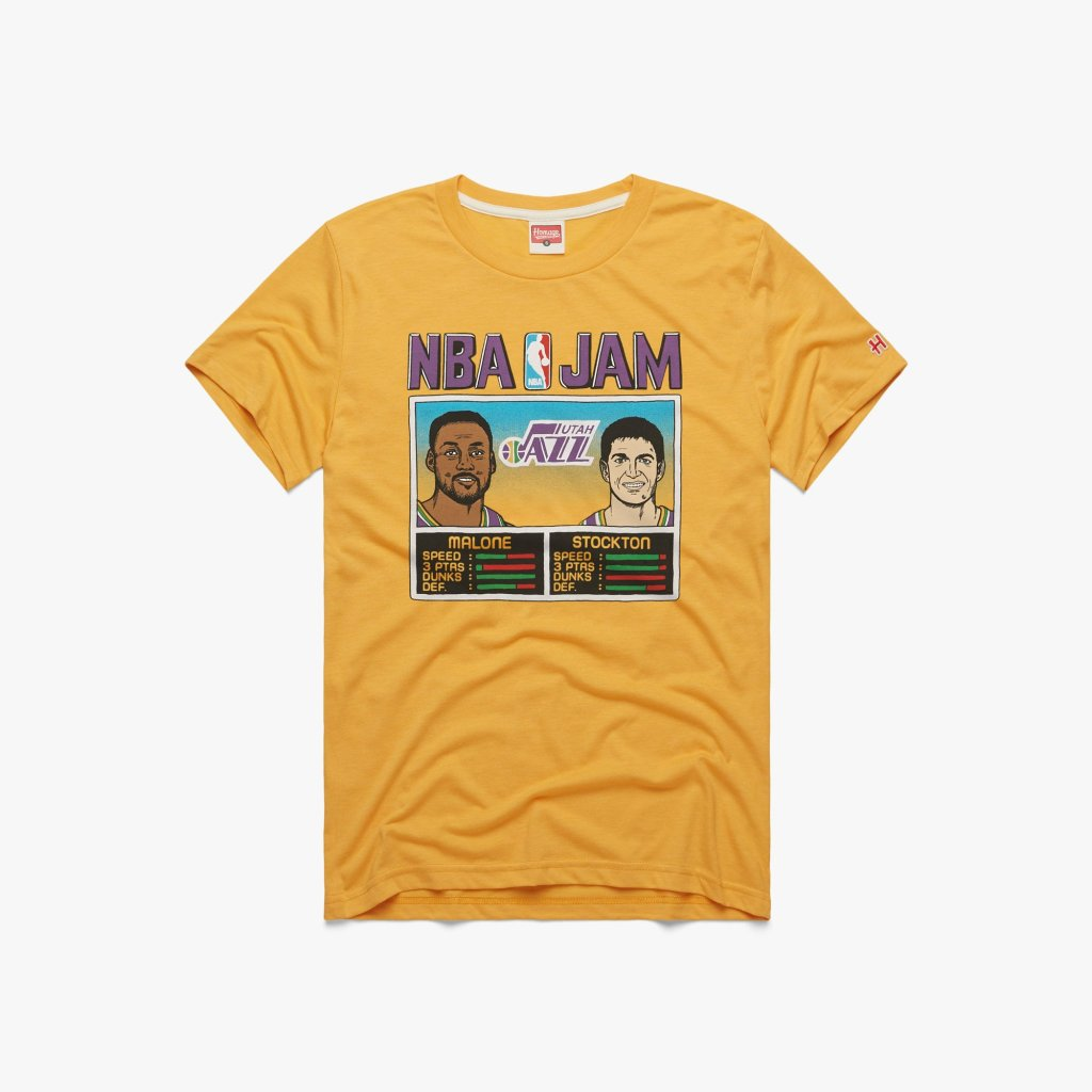 NBA Throwback Tee