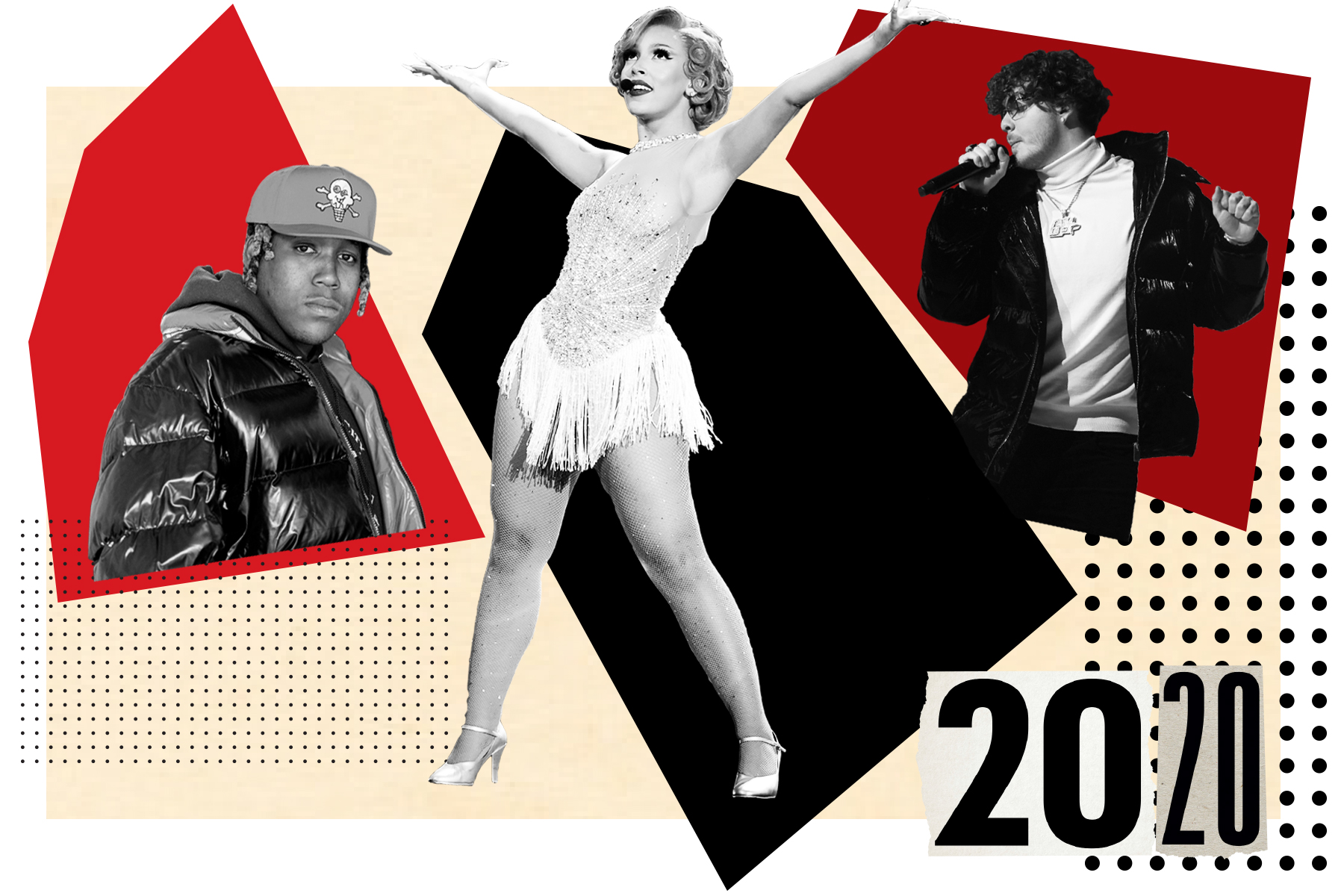10 of the Biggest Breakthrough Artists of 2020