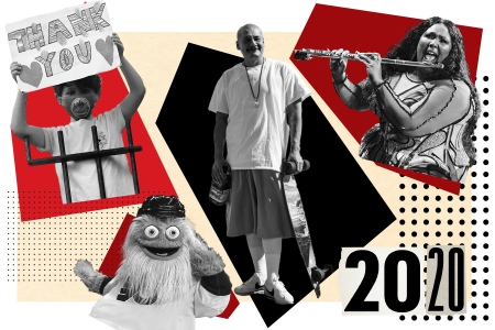 2020 S Finally Over 33 Moments That Made Us Smile This Year Rolling Stone