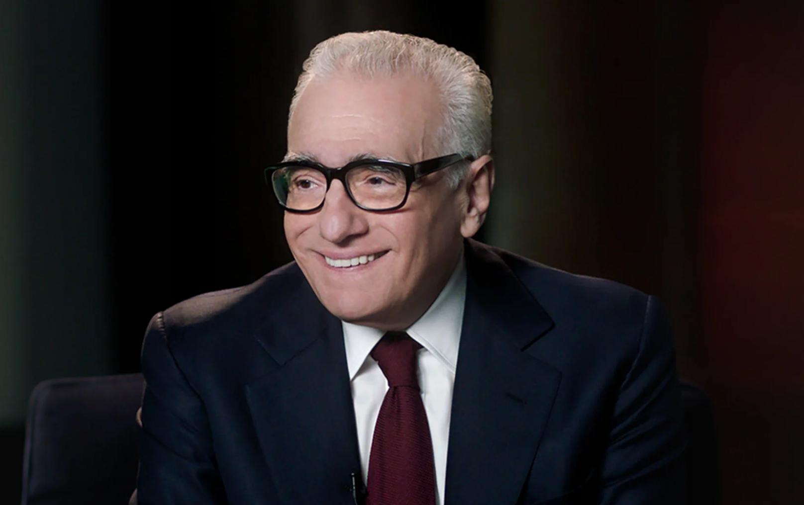 Martin Scorsese masterclass filmmaking