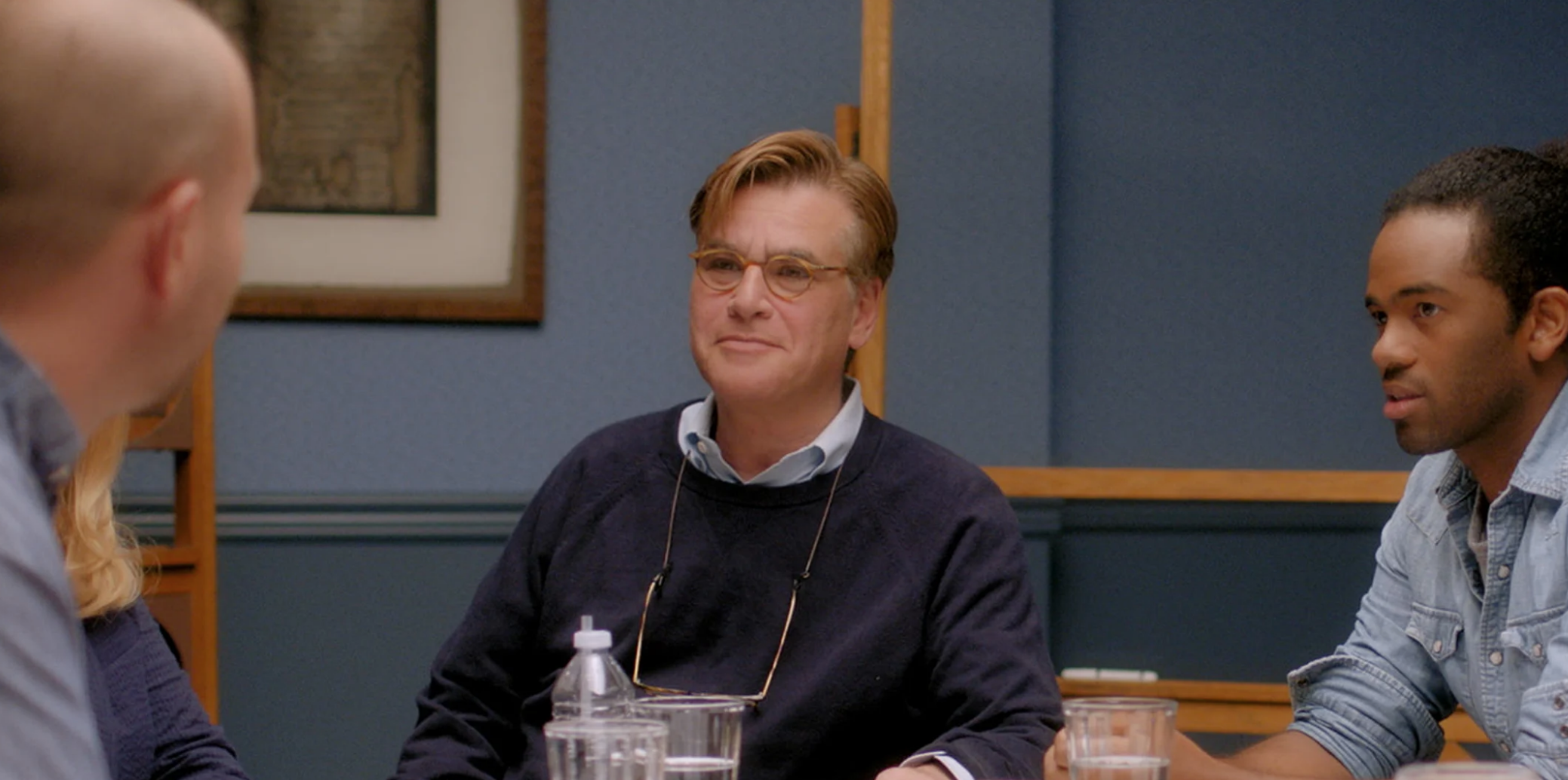 Aaron Sorkin Screenwriter class