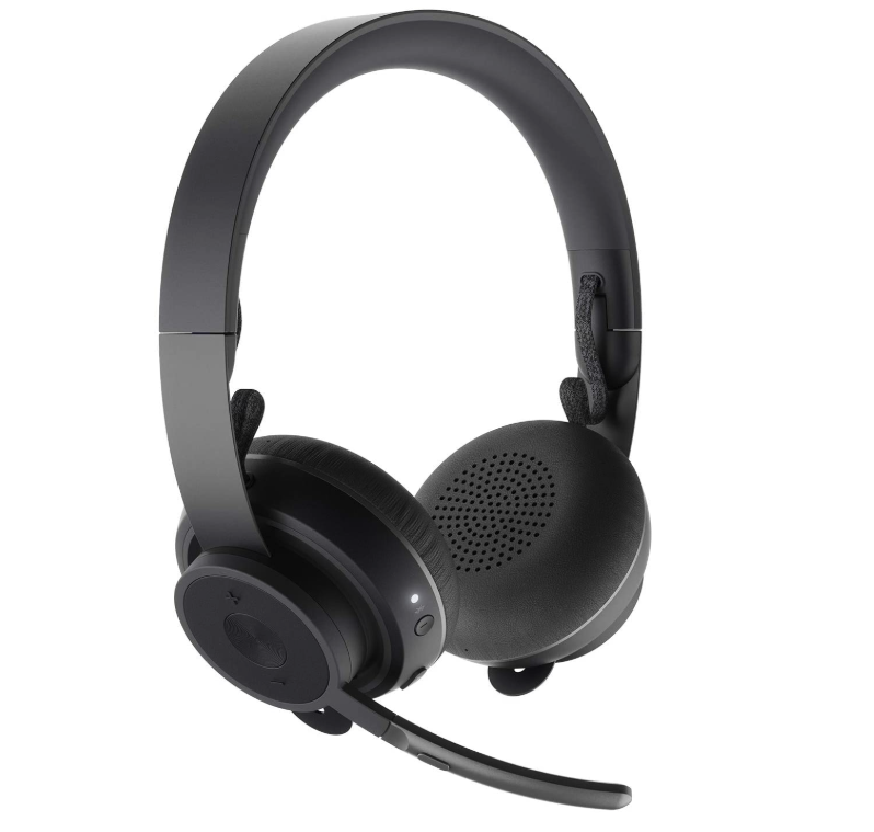 Auricolare Bluetooth wireless Logitech Zone - Nero
