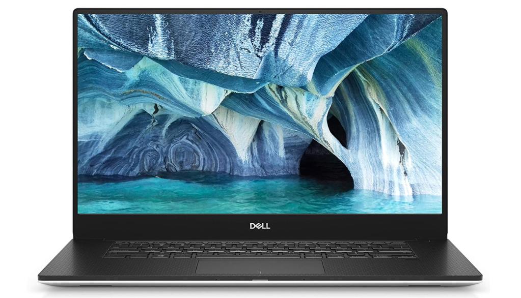 "Dell XPS 15 laptop 15.6"", 4K UHD"