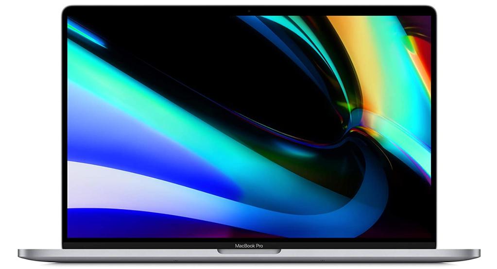 Apple MacBook Pro (16-inch, 16GB RAM, 512GB Storage)