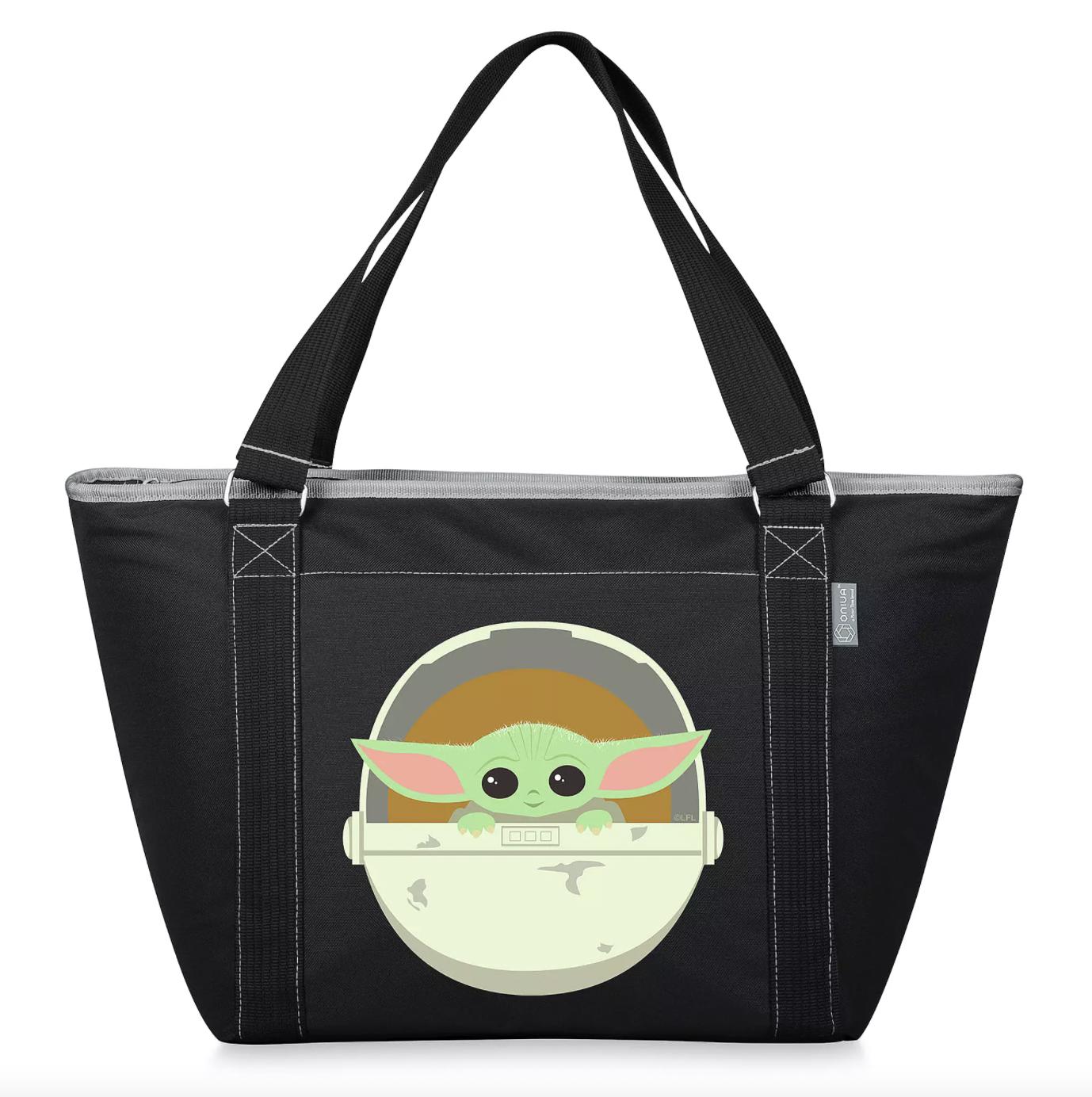 star wars bag baby yoda